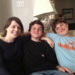Visiting family in Louisiana