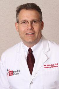 Dr Jim McAuley