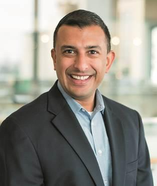 Dr. Anup Patel Headshot